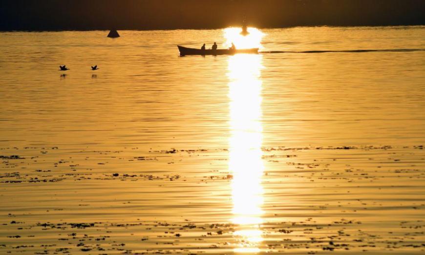 0088 Pescador no Guaiba