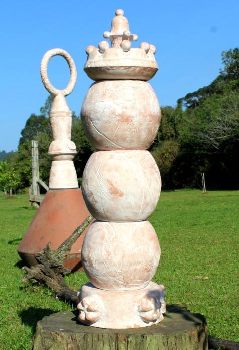 urna 7 - 38x38x108cm