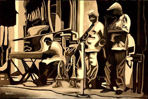 tarde jazz 80x120