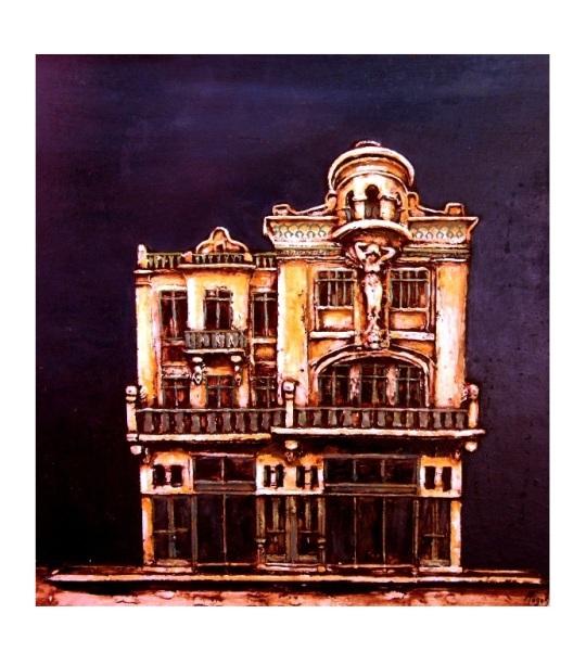 Casa Egípcia