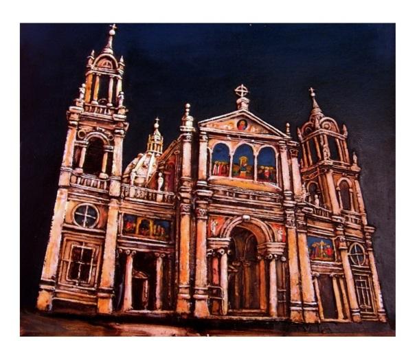 Catedral Metropolitana Mãe de Deus 1920