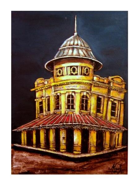 Estação Ildefonso Pinto 1927
