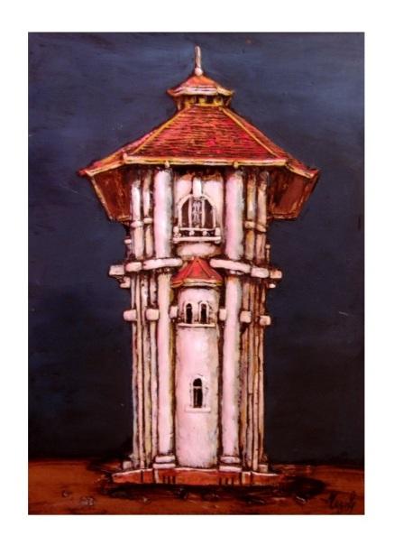 Hidraúlica Moinhos de Vento 1908