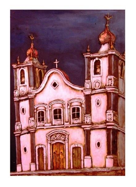 Igreja NªSª do Rosário 1817