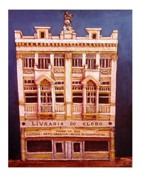 Livraria do Globo 1885 a