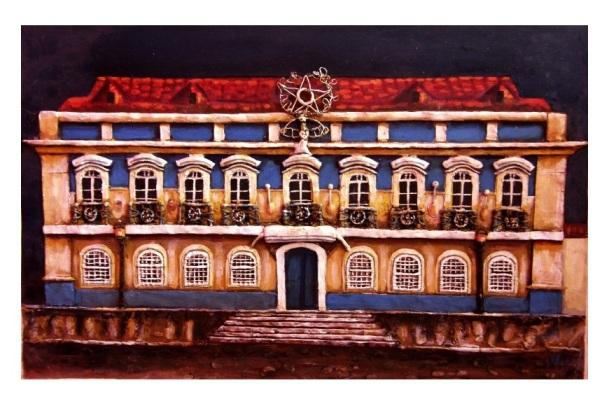 Palácio de Barro 1789-1896