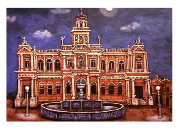 Prefeitura Municipal - Paço dos Açorianos 1898