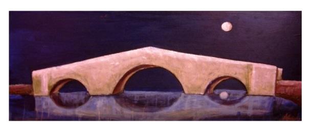 Ponte de Pedra ou dos Açores 1848