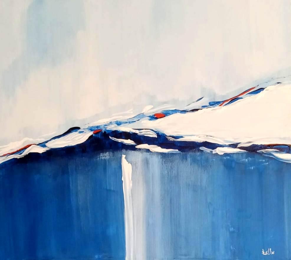Abstrato 1 - 69x76cm