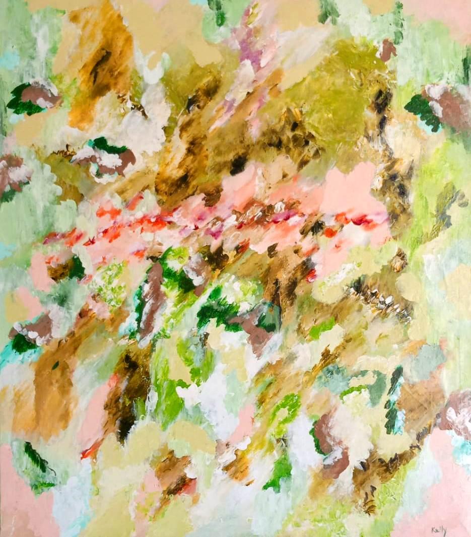 Abstrato 3 - 100x115cm